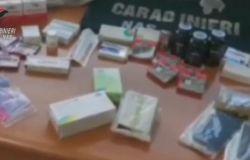 Carabinieri N.A.S. Cagliari:5 persone arrestate per traffico illecito di sostanze anabolizzanti