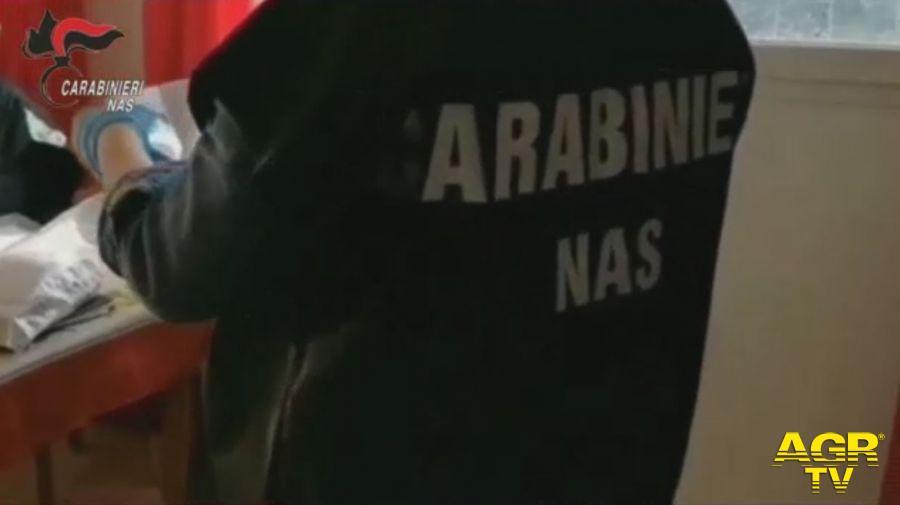 (Doping) Carabinieri N.A.S. Cagliari:5 persone arrestate