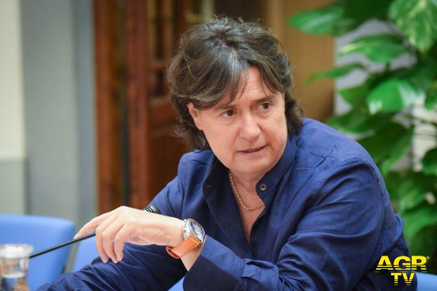 Vicepresidente e assessora all'agroalimentare Stefania Saccardi