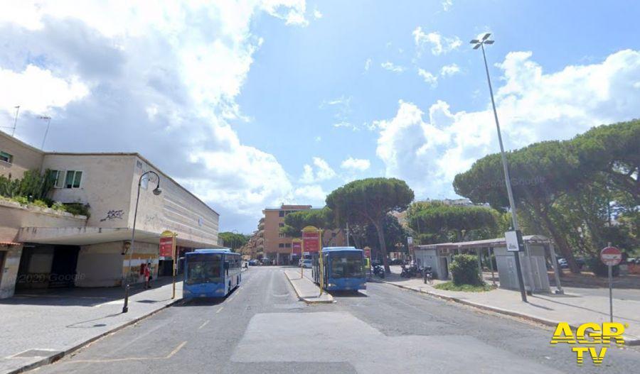 060 un nuova linea di collegamento tra X municipio e l'aeroporto di Fiumicino
