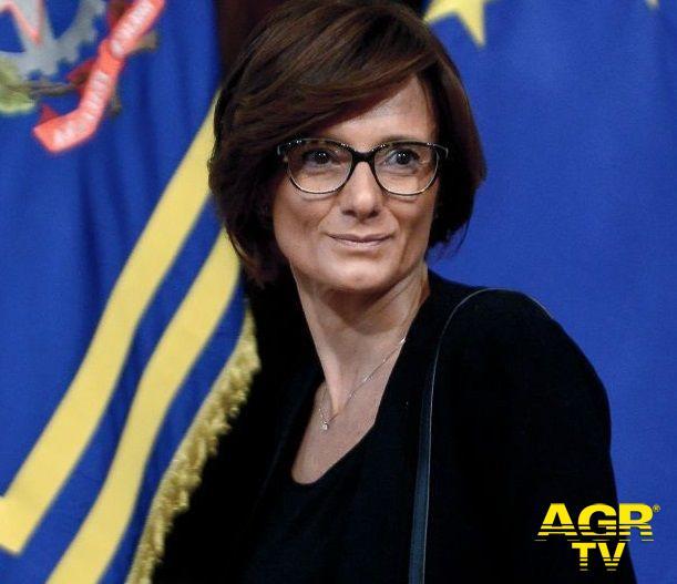 Ministra per le Pari Opprtunità, Elena Bonetti