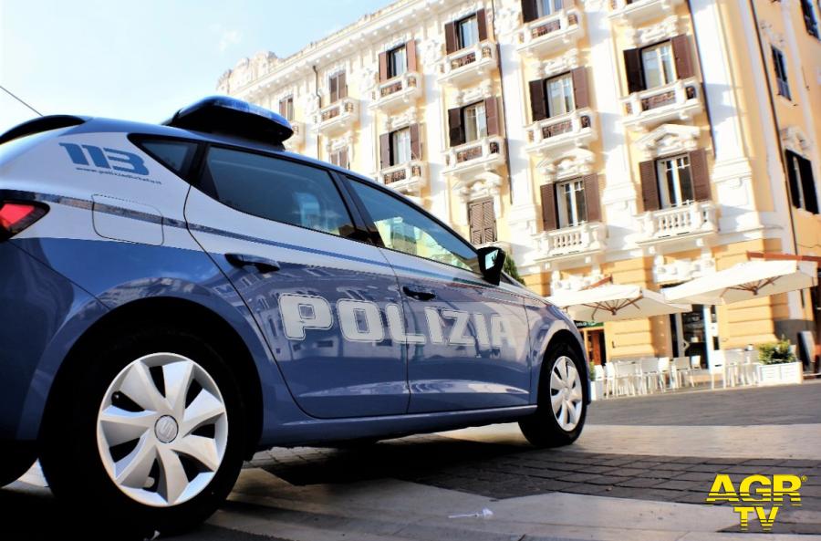 Pusher arrestato dalla Polizia di Stato a Sesto Fiorentino