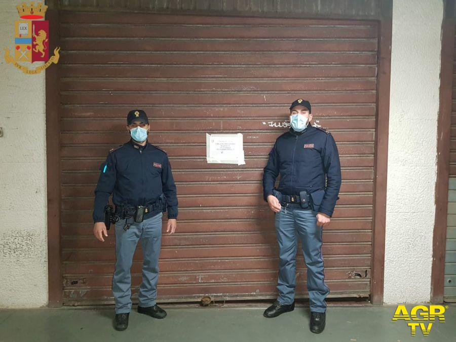 Roma. Sanzionata dalla Polizia di Stato la responsabile di un'associazione culturale