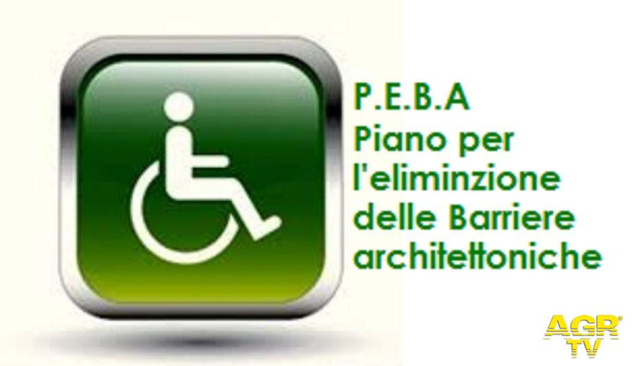 Via libera del Consiglio Municipale alla costituzione di un osservatorio permanente sui piani di eliminazione delle barriere architettoniche O.P.E.B.A