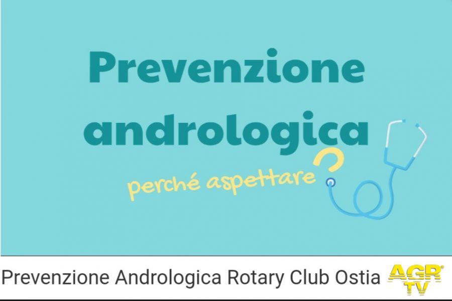 Prevenzione andrologica per il territorio Ostiense