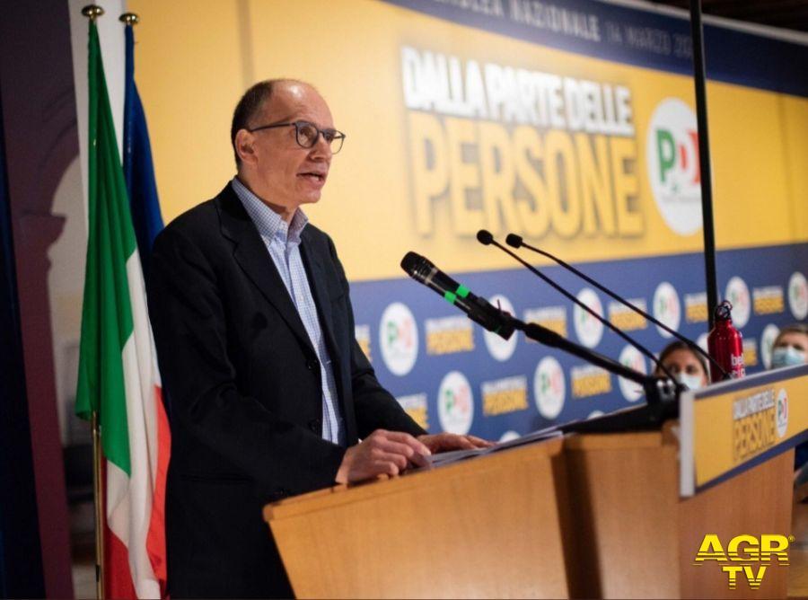 Enrico Letta nuovo segretario del PD