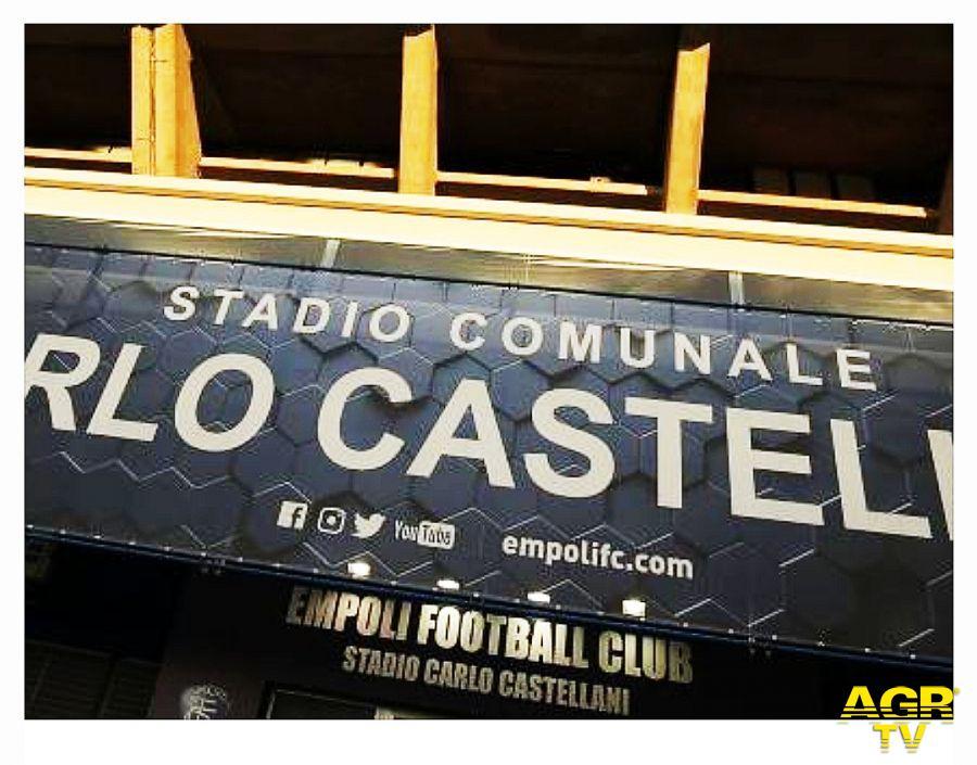 Alienazione dello stadio Castellani