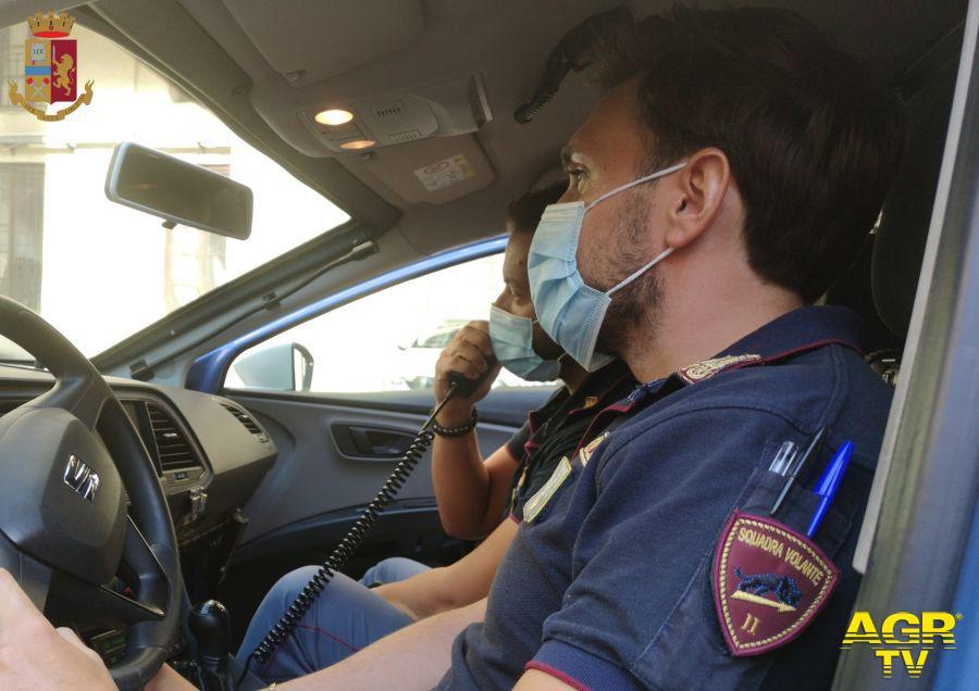 Operazioni anti-contagio a Prato
