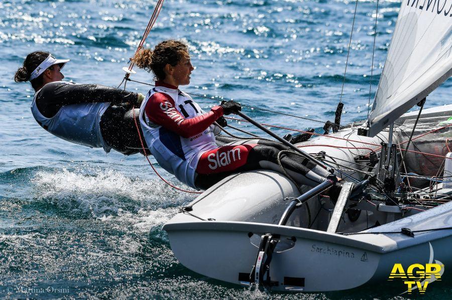Vela, italiani protagonisti ai Campionati internazionali classi olimpiche
