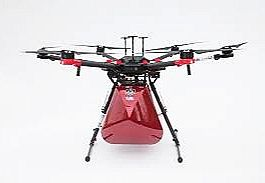 Drone toscano per l'emergenza sanitaria premiato in Europa