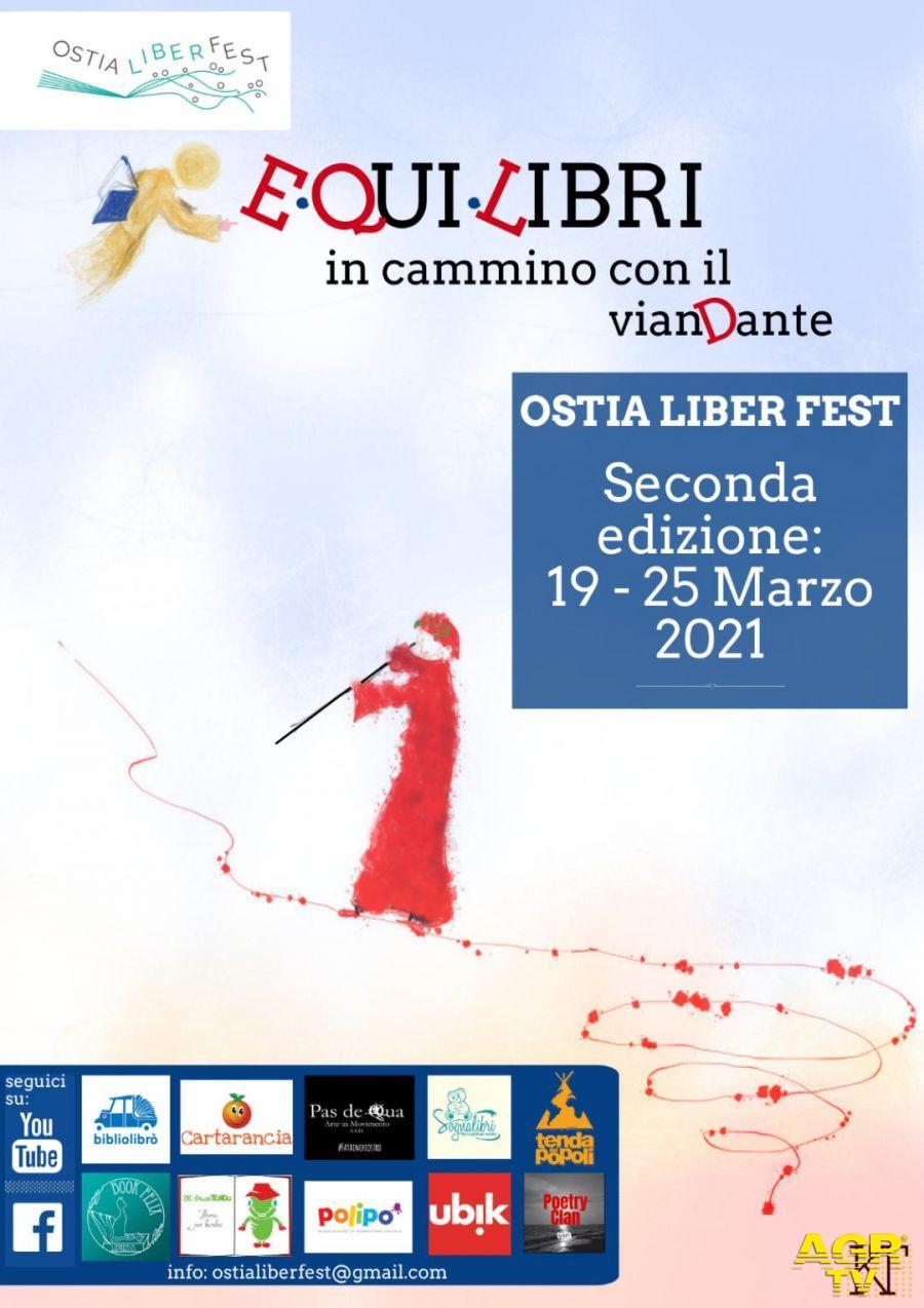 Al via Ostia Liber Fest....il festival delle librerie interamente dedicato a Dante