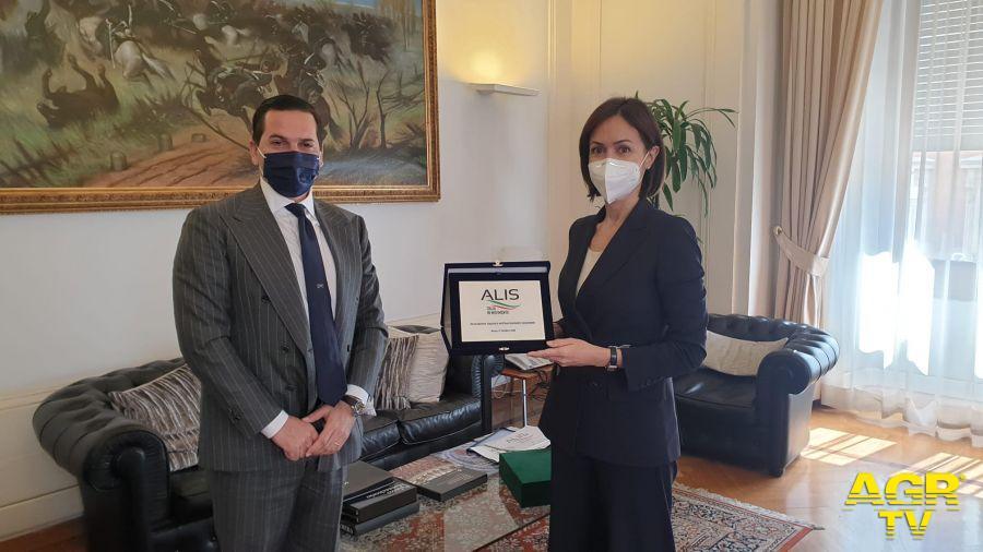 Logistica, Grimaldi (Alis): Positivo incontro con ministra Carfagna