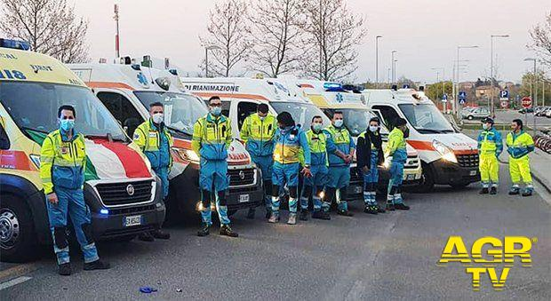 Misericordia Fiumicino, un ....grazie ai nostri volontari