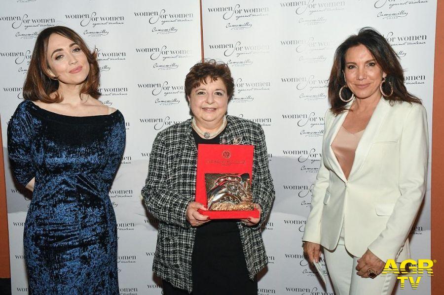Chiara Francini, Cinzia Filipponi e Maria Rita Grieco