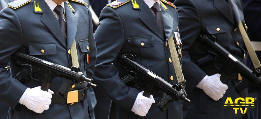 Concorso Ufficiali Guardia di Finanza