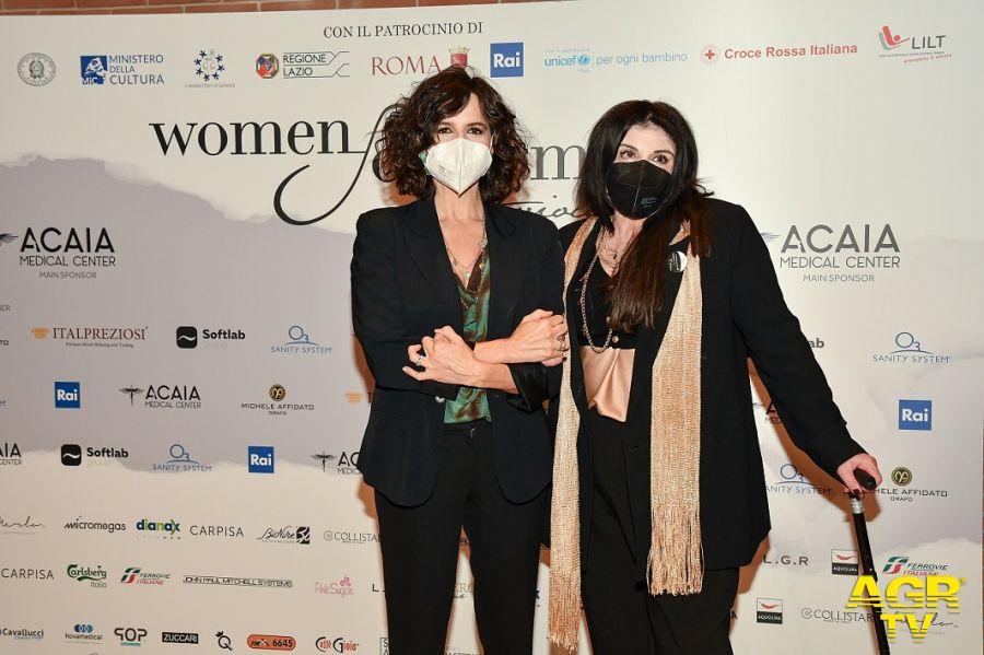 Irene Ferri e Maria Antonietta Rositani