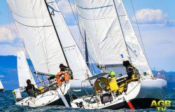 Vela, prima regata per tricolori mini 650