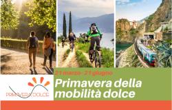 Primavera, Mobilità Dolce 2021 per far ripartire l'Italia