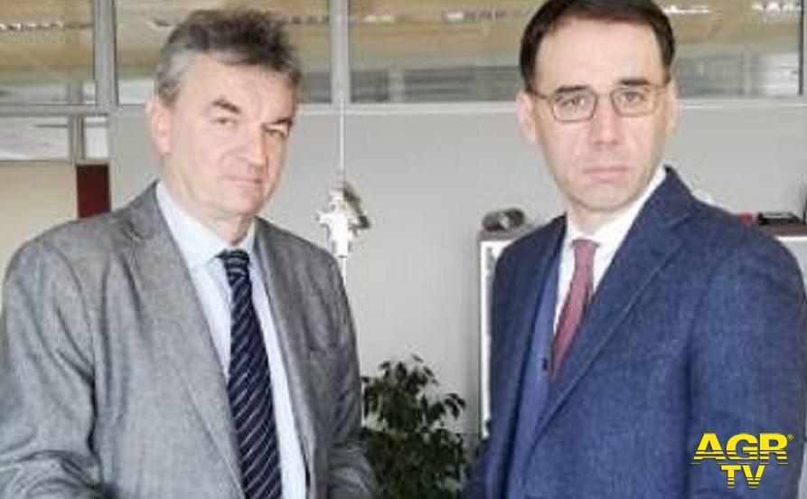 segretario regionale del Pd Vinicio Peluffo e il capogruppo in Regione Fabio Pizzul