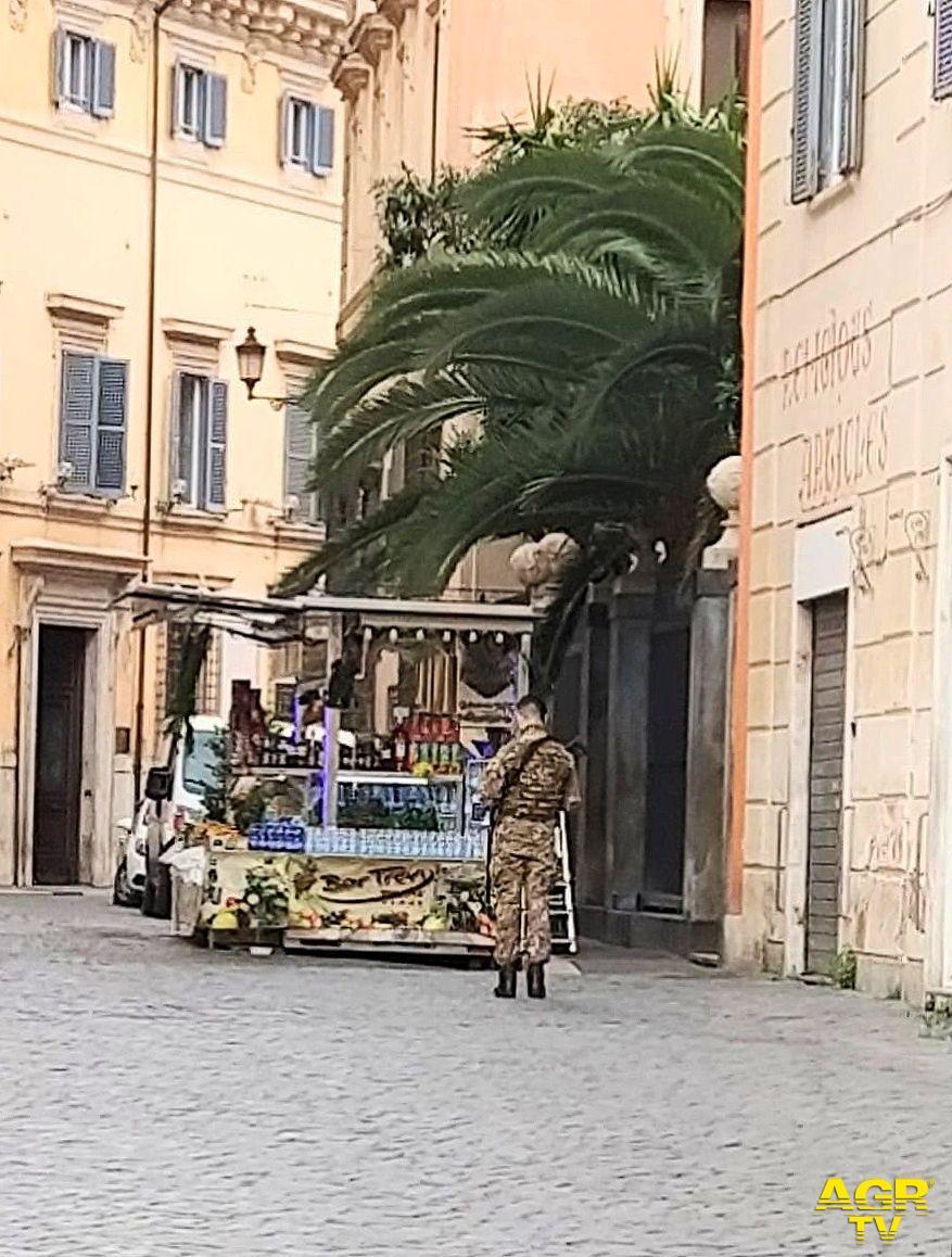 Roma in tempo reale