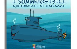 I sommergibili come non li avete mai visti...un libro per i ragazzi
