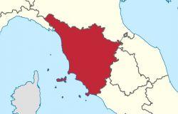 La Toscana a partire da lunedì diventa zona rossa