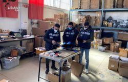 NAS, maxi-sequestro di mascherine irregolari U-Mask per 5 milioni di euro
