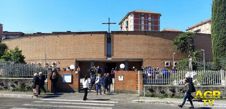 Chiesa di Torre Spaccata