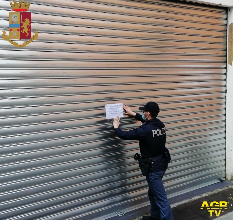 Alcol e gioco, chiusi due locali a San Paolo per la normativa anti-Covid