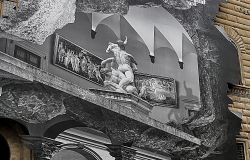 JR-Presenta La Ferita Palazzo Strozzi