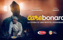 edizione 2021 del 'Carbonara Day: Barilla - in occasione dell'edizione 2021 del 'Carbonara Day' - ha voluto ricordarecon un cortometraggio suggestivo l'origine della carbonara,un piatto tipico della