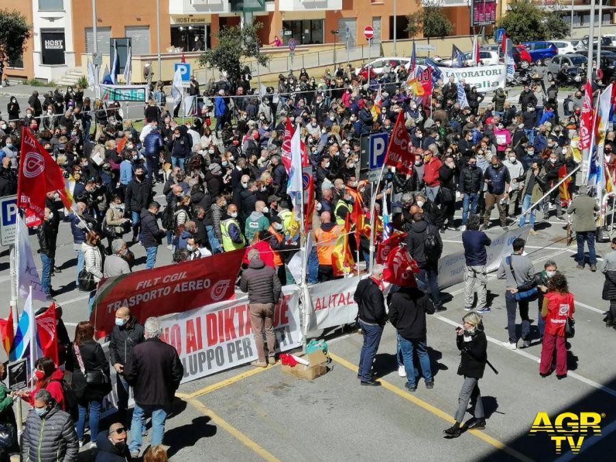Alitalia, dietrofront a Ita, Montino: alcuni ministri perplessi sul piano