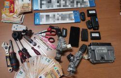 Pizzicato al volante lo Specialista di SUV giapponesi, arrestato in fragranza