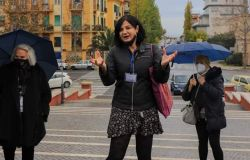 Francesca Faiella, scrittrice: ogni giorno riscopro Ostia