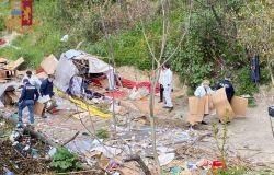 Monte Mario, la polizia bonifica l'area della Riserva Naturale