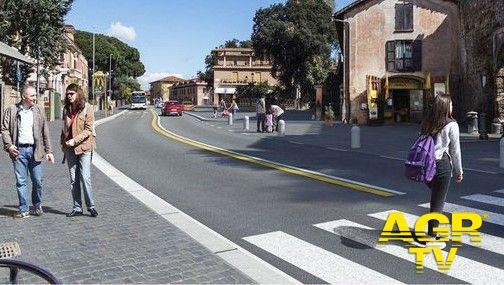 Ostia Antica, l'isola pedonale parte il 20 aprile, annuncio a sorpresa di Paolo Ferrara, consigliere comunale