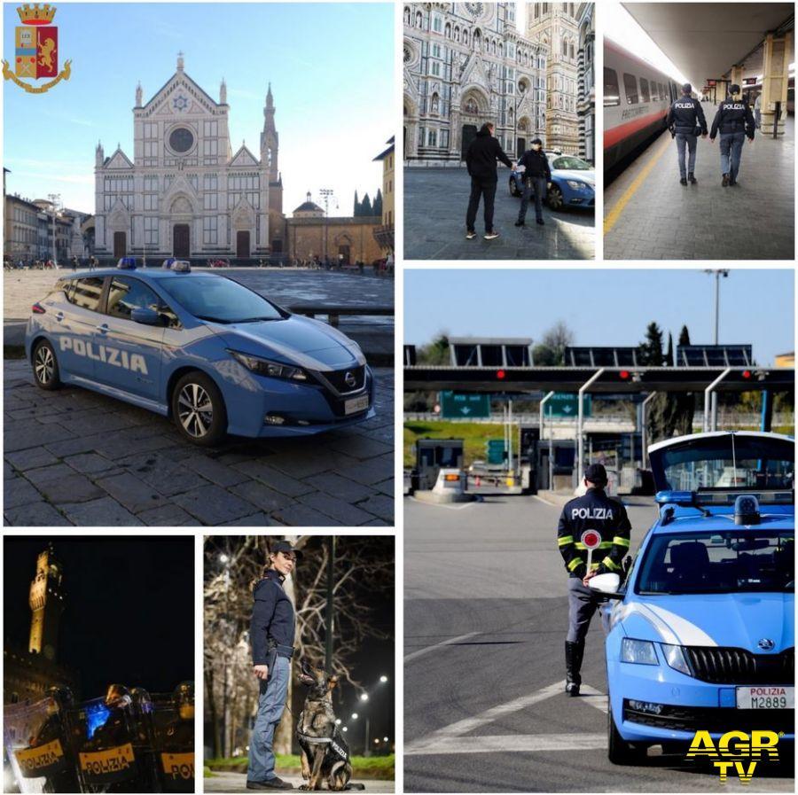 Questura di Firenze 10 aprile 2021: 169° Anniversario della Fonda