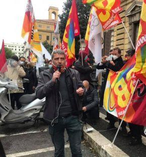 Alitalia e indotto aeroportuale, domani sciopero nazionale