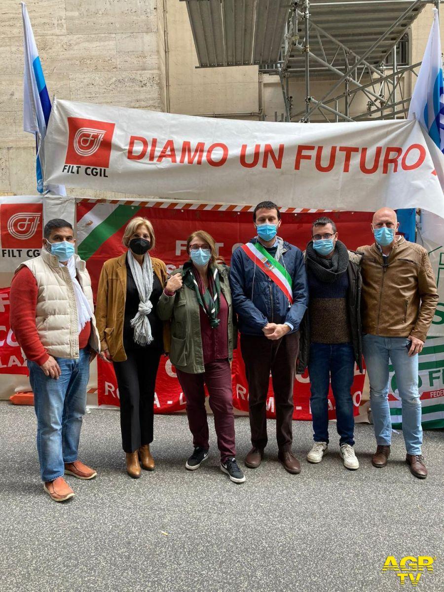Fiumicino, una delegazione del Consiglio comunale ricevuta dal Ministro Giorgetti, presenta la proposta alternativa