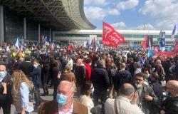 Alitalia, lettera aperta di Demos al presidente del Consiglio Mario Draghi
