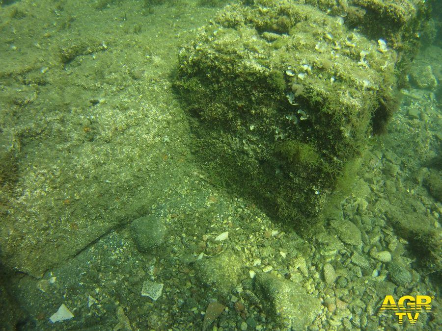 vasche subacquee rinvenute