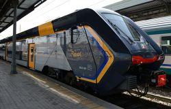 Rinnovo treni regionali, entra in servizio il quinto Rock