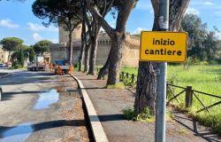 Ostia Antica, la pedonalizzazione rischia di paralizzare il traffico su via dei Romagnoli
