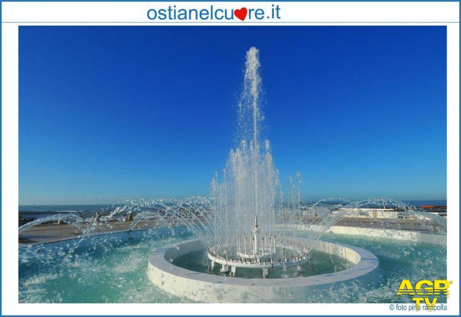 fontana dello zodiaco