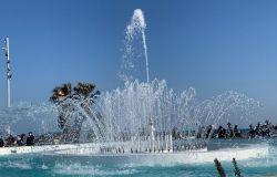 Ostia, Virginia Raggi: con la fontana restituiamo alla città uno dei simboli del mare di Roma