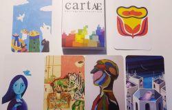 CartAE la cartografia estetica, manifesti artistici nelle strade e piazze di Ostia