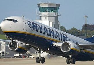 Ryanair annuncia da Pisa 191 voli settimanali verso 46 rotte