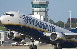 Estate 2021: Ryanair annuncia da Pisa 191 voli settimanali verso 46 rotte
