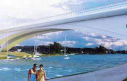 Nuovo ponte della Scafa, chiesto un Consiglio comunale per una soluzione definitiva