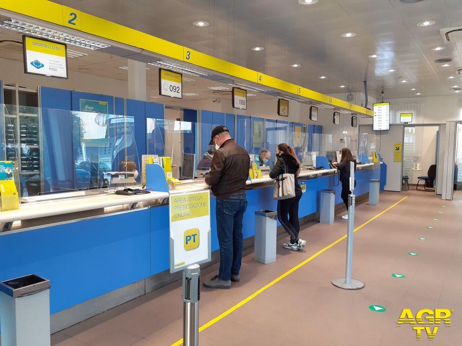 Municipio X e litorale, in pagamento all'Ufficio postale dal 26 aprile le pensioni di maggio